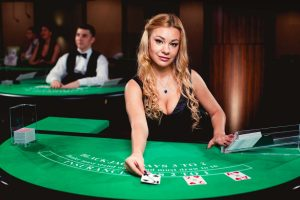 Play Live Games at Casinos