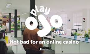 PlayOJO Mobile Casino